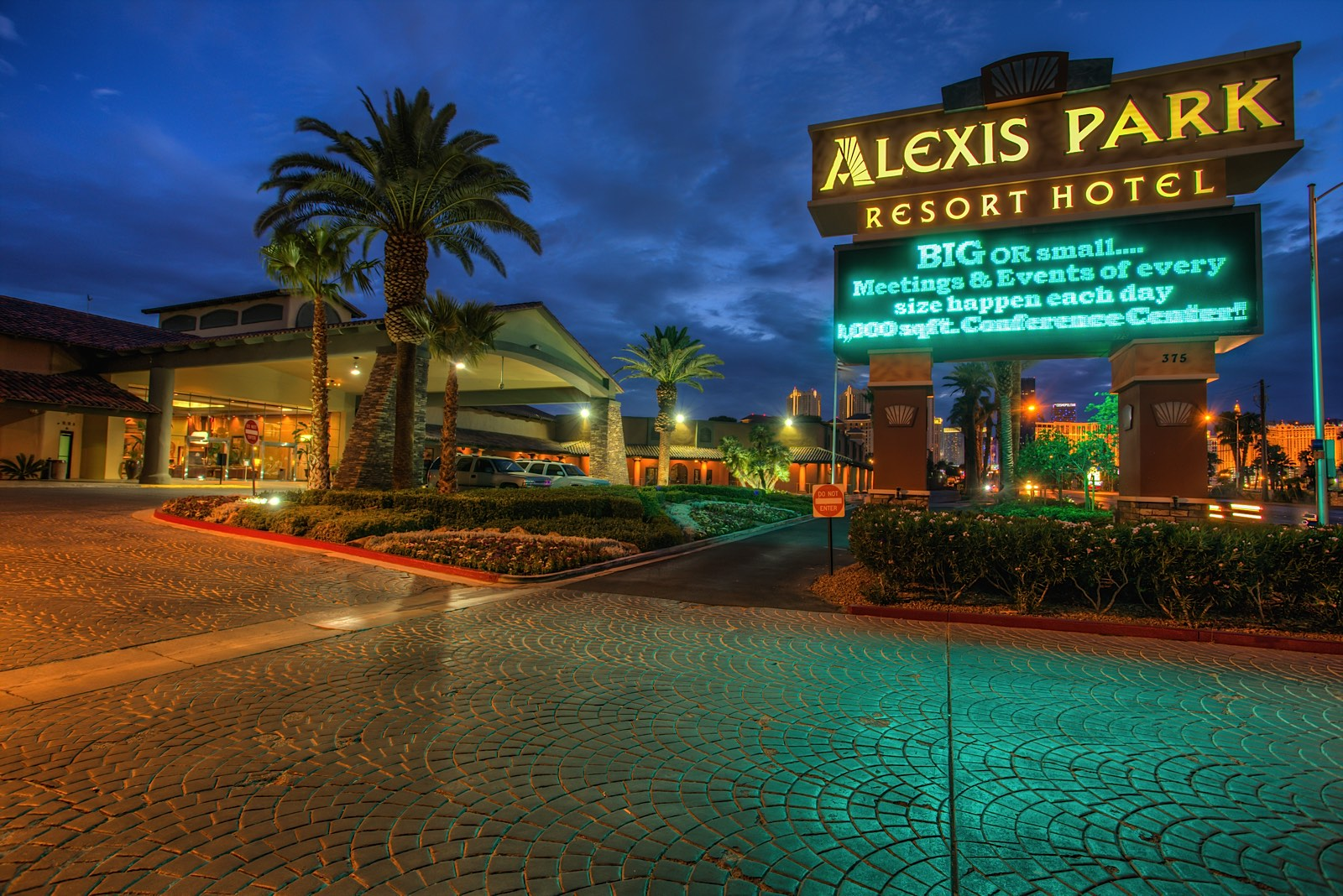 Alexis Park - An All Suites Resort